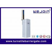 Quality Security Traffic Electronic Barrier Gates , Automatic Arm Barrier Steel Housing Unique Design wholesale