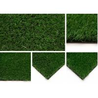 PE Green Artificial Grass / Landscaping Grass Environmental