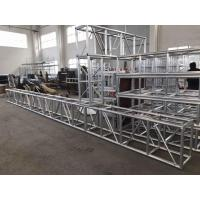 Quality Straight Stage Lighting Truss Systems 0.5m To 4 M Length 350 * 450mm wholesale