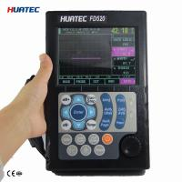 Quality Industry FD520 New model ut flaw detection ultrasonic flaw detector factory wholesale