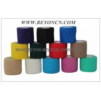 Best Cohesive Bandage FDA CE  Approved in Solid Color For Hospital And Vet Use wholesale