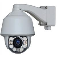 Quality Mini PTZ Dome Camera / Analog Speed Dome Camera 150M IR Distance wholesale