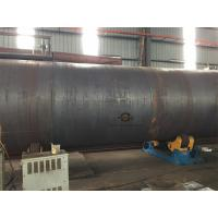 Quality Pressure Vessels Pipe Welding Rotator / Stand Roller With Wireless Hand Control Box wholesale