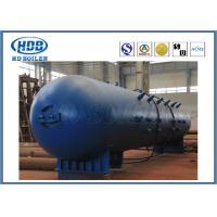 Quality High Temperature Gas Hot Water Boiler Steam Drum For Power Station CFB Boiler wholesale