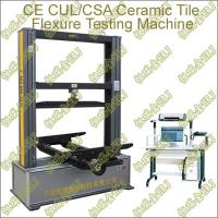 Quality 5kN/10kN/20kN Computer Control Ceramic Tiles and Gypsum Board Flexure/Bending Testing Machine wholesale