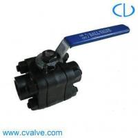 Best Thread Ends Floating Ball Valve wholesale