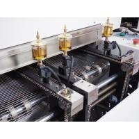 Quality 8 Heating Zones Reflow Soldering Oven SSR Driver 7KW GS-800 with PLC control system wholesale