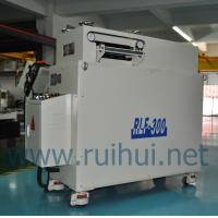 Quality Material Thickness 0.1 - 1.4mm Steel Plate Straightening Machine With High Precision wholesale