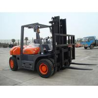 Quality 6 Ton Counterbalance Diesel Forklift Truck With Eaton Pipe Nok Hydraulic Cylinder Seals wholesale