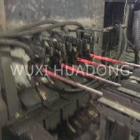 Quality Brass pipe 50x5mm Horizontal Copper Continuous Casting Machine 6000mm Length wholesale