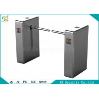 Best Station Drop Arm Barrier Bi-direction Turnstile Swipping Card Access Control Device wholesale