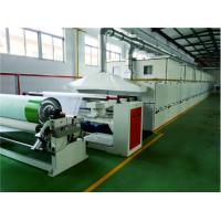 Quality Frequency Control Fabric Stenter Machine High - Temperature Open Width wholesale