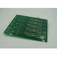 Quality Double Sided Rigid PCB Board of FR4 Laminate Green Solder ENIG Finish wholesale