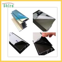 Metal Processing Temporary Protective Film , PE Wall Protector Film Medium Adhesive