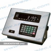 Israel buy digital weighing indicator XK3190-DS3, DHM9BD10-C3-40t-12B3 ZEMIC load cell