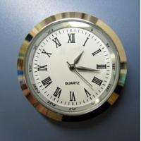 Quality Custom watch dial / alloy watch Clock head with logo  , 30 - 40MM case available wholesale