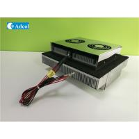 Quality Air To Air Thermoelectric Conditioner 48V DC / Thermoelectric Air Cooler wholesale