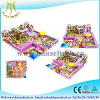 Hansel top sale soft playground indoor and outdoor for children