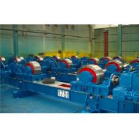 Quality 2T - 250T Conventional Pipe Welding Machine with Rubber Rollers wholesale