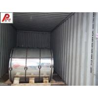 Quality Buding material  full hard PPGI Steel Coil / gi coil 0.23 ~ 1.0mm Thickness wholesale