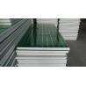 Quality PE Painting PU Sandwich Panel / EPS Panel Building construction material wholesale