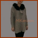 Best Racoon fur sweater 714# wholesale