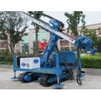 Best Anchor Drilling Rig Dth Hammer Land Drilling Rigs Machine Piling Foundation Drill MDL-150H wholesale