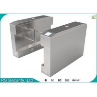 Quality RFID Supermarket Swing Gate Disabled Access Barrier Wide Lane Turnstile wholesale