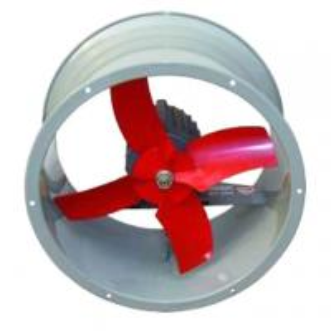 Best 220/380V Low-noise Square metal Industrial axial fan wholesale