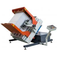 Pile turner machine for dust removing, Paper Separation, aligning and pile turning in printing and packaging
