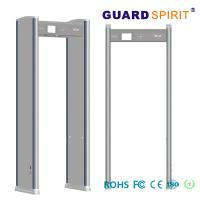 Best Portable Door Frame metal detector body scanner Airport access control LED Alarm wholesale