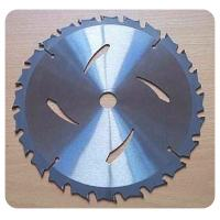 Circular Saw Blades On Line - with insert lock teeth - for grass cutting