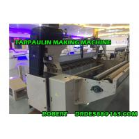 Best High Productivity Tarpaulin Making Machine For PP / PE Tarpaulin Cloth wholesale