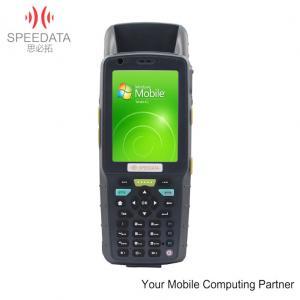 Wireless NFC Andoid Handheld RFID Reader Waterproof Barcode Scanner