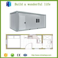 Tiny house kits container prefabricated flat pack office for sale