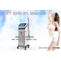 Buy cheap Vertical One Handle SHR IPL Hair Removal Machine With U.K. Lamps 1 Million Shots from wholesalers