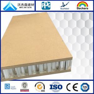 MDF panel composite honeycomb panel-honeycomb core-30mm