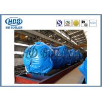 Quality Subcritical Recirculation Boiler Steam Drum Carbon Steel 96mm Thickness wholesale
