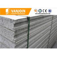 Quality Fast Speed Heat Insulation Sandwich Wall Panels For Two Storey Prefab Houses wholesale