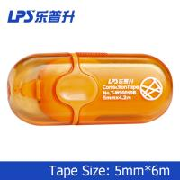 Tear Proof Colorful Mini Correction Tape Refillable Correction Tape T-W90099