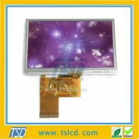 """Best TSD 4.3"""" TFT LCD display module 480*272 with RGB interface & touch screen wholesale"""