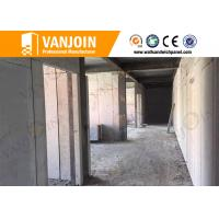 Quality Office Building Material Partition Wall Panels / Waterproof  EPS Sandwich Panel wholesale
