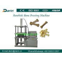 Stainless steel Natural Rawhide Bone Dog food maker machine / Punching Machine