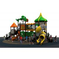 Children imported LLDPE outdoor playground equipment for park 1120*860*640CM