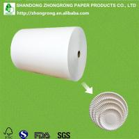 Best 300gsm paper plate raw materials wholesale
