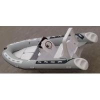Best Solid Inflatable Rib Boat Elegant Design 17 Ft Panga Style Boats With Canopy wholesale