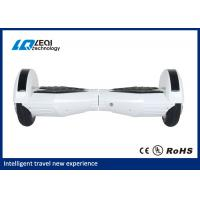 CE Approval 8.5 Inch Balancing Smart Scooter , Two Wheeled Hoverboard Multi Color Choices