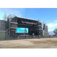 Best P3.91 High Brightness Video LED Screen Outdoor Rental For Event wholesale