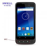 Quality RFID Mobile PDA Rugged Waterproof Smartphone With 8MP Rear Camera wholesale