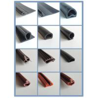 Best Acid Resistant EPDM Rubber Extrusion For Water System , Custom Rubber Extrusions wholesale